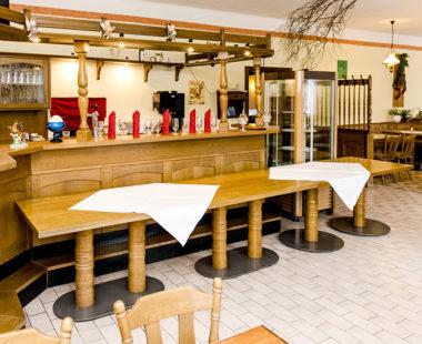 Gaststätte / Frühstücksraum